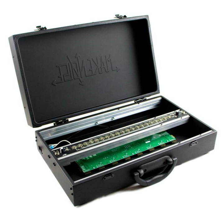 Make Noise Metal CV Bus Case 7U