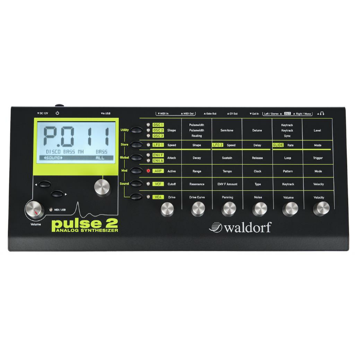 Waldorf Pulse 2