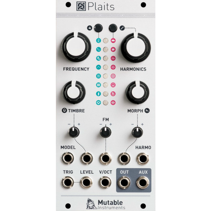 Mutable Instruments Plaits Macro-oscillator