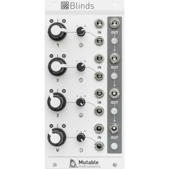 Mutable Instruments Blinds (Open Box)