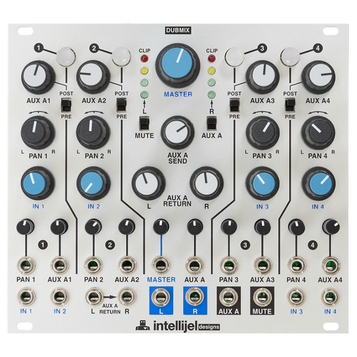 Intellijel Dubmix Mixer (Open Box)