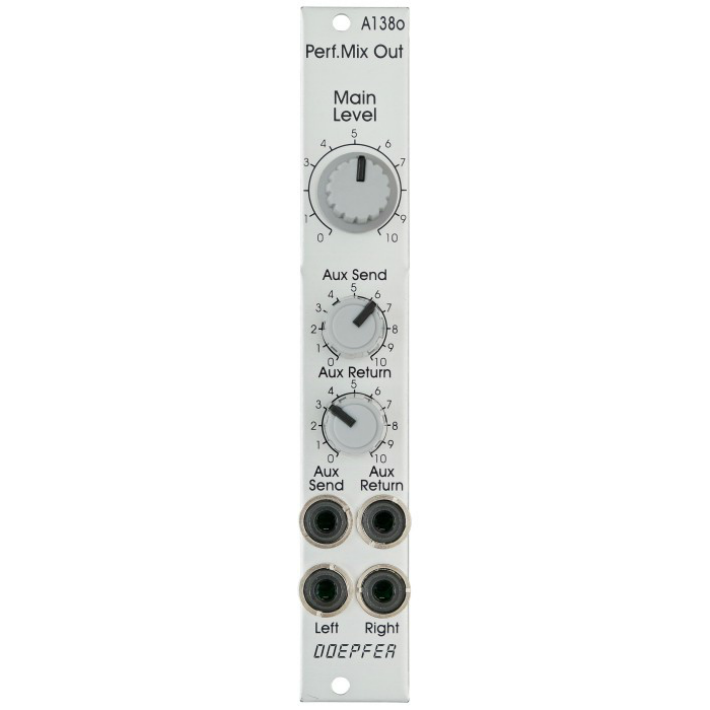 Doepfer A-138o Performance Mixer Output