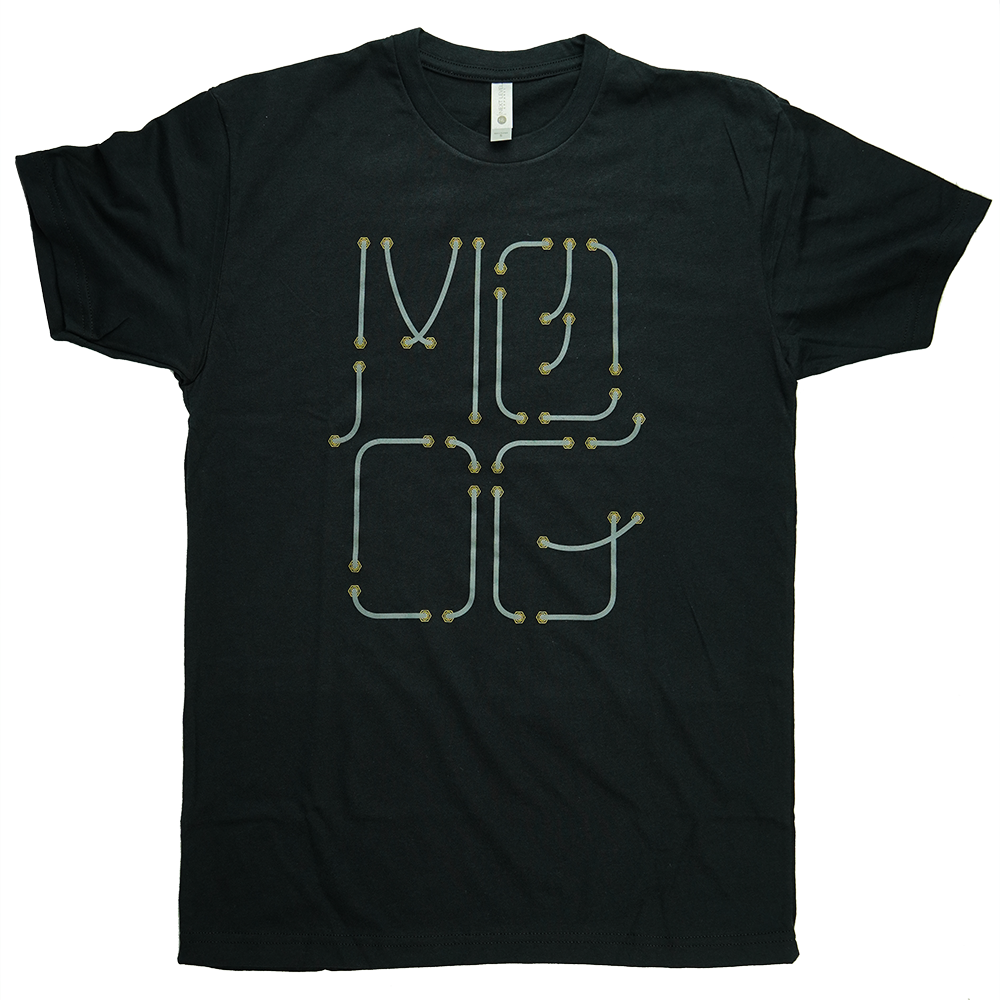 Moog Music Patched T-Shirt