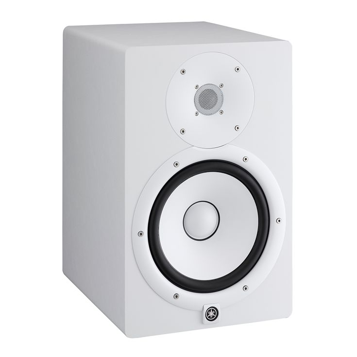Yamaha HS8 2-Way Powered Monitor (White)