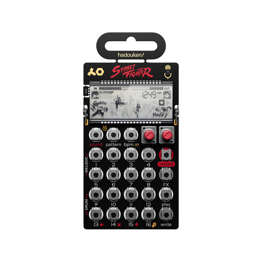 Teenage Engineering PO-133 Street Fighter Pocket Operator