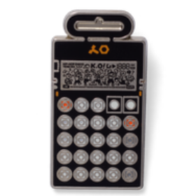 Teenage Engineering PO-X Pocket Operator Pin