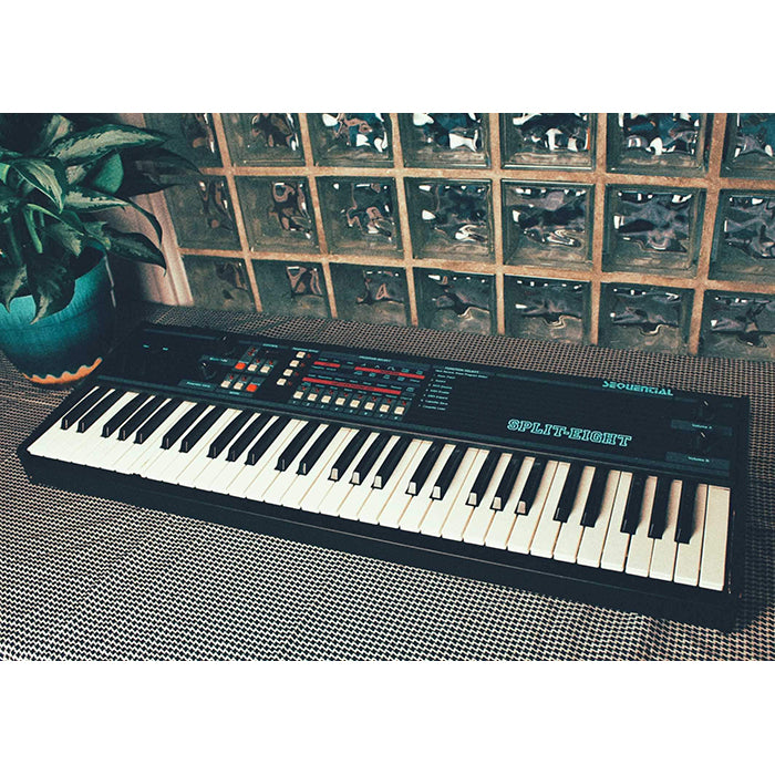 Used Sequential Circuits Split-Eight