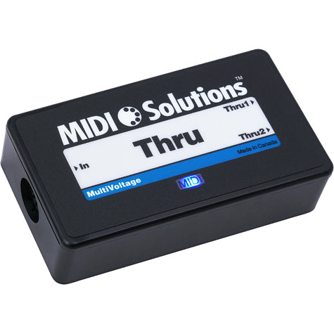 MIDI Solutions MultiVoltage Thru
