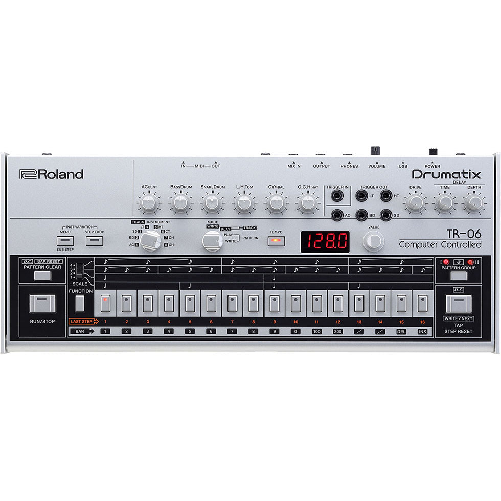 Roland TR-06 Boutique Drum Machine