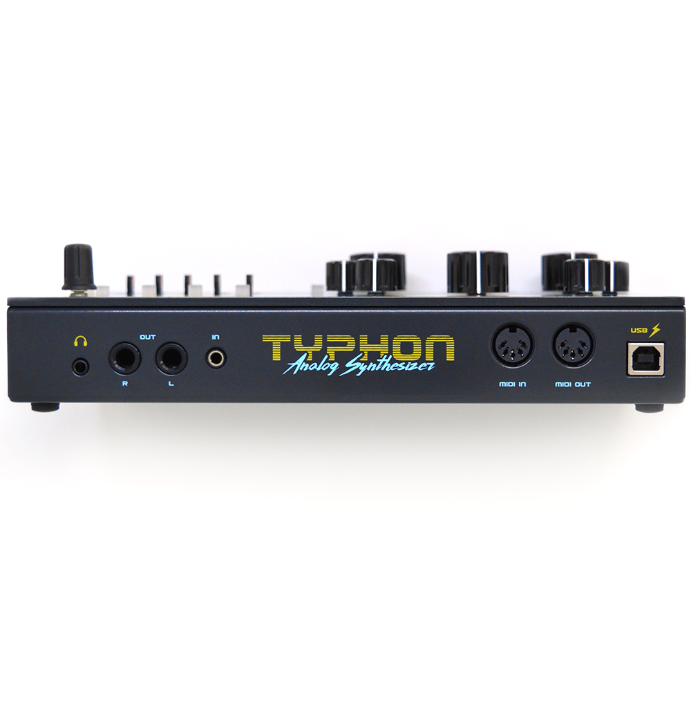 Dreadbox Typhon Analog Synth & Sequencer