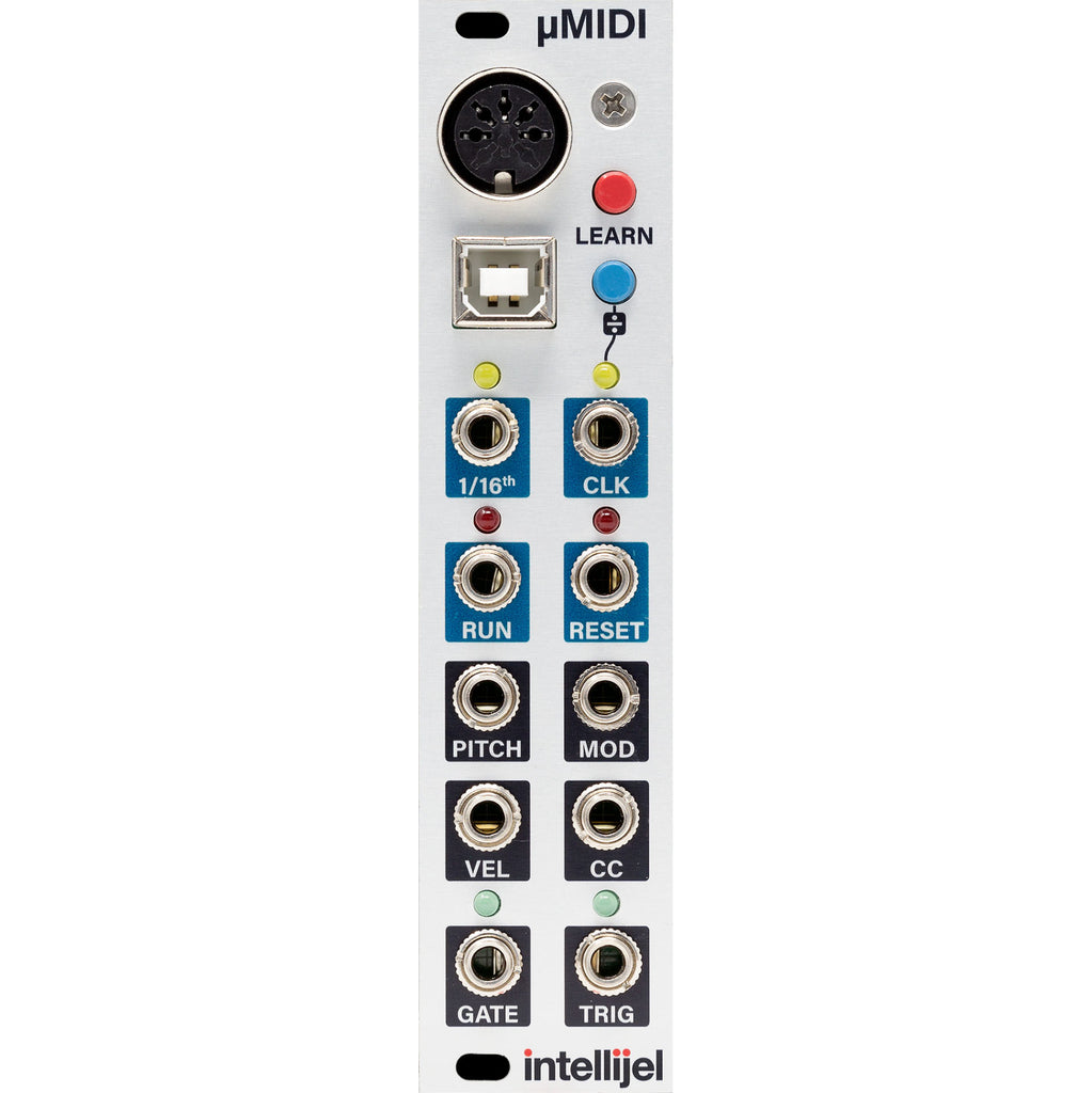 Intellijel uMIDI MIDI to CV/Gate and Clock