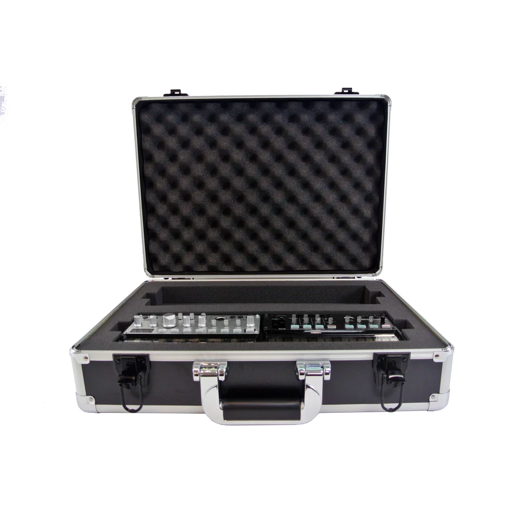 Analog Cases UNISON Case For Four Korg Volcas