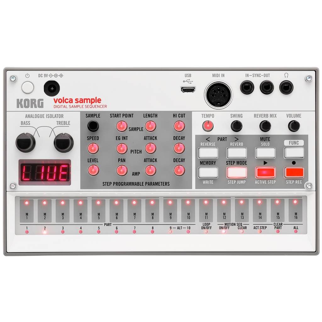 Korg Volca Sample V2