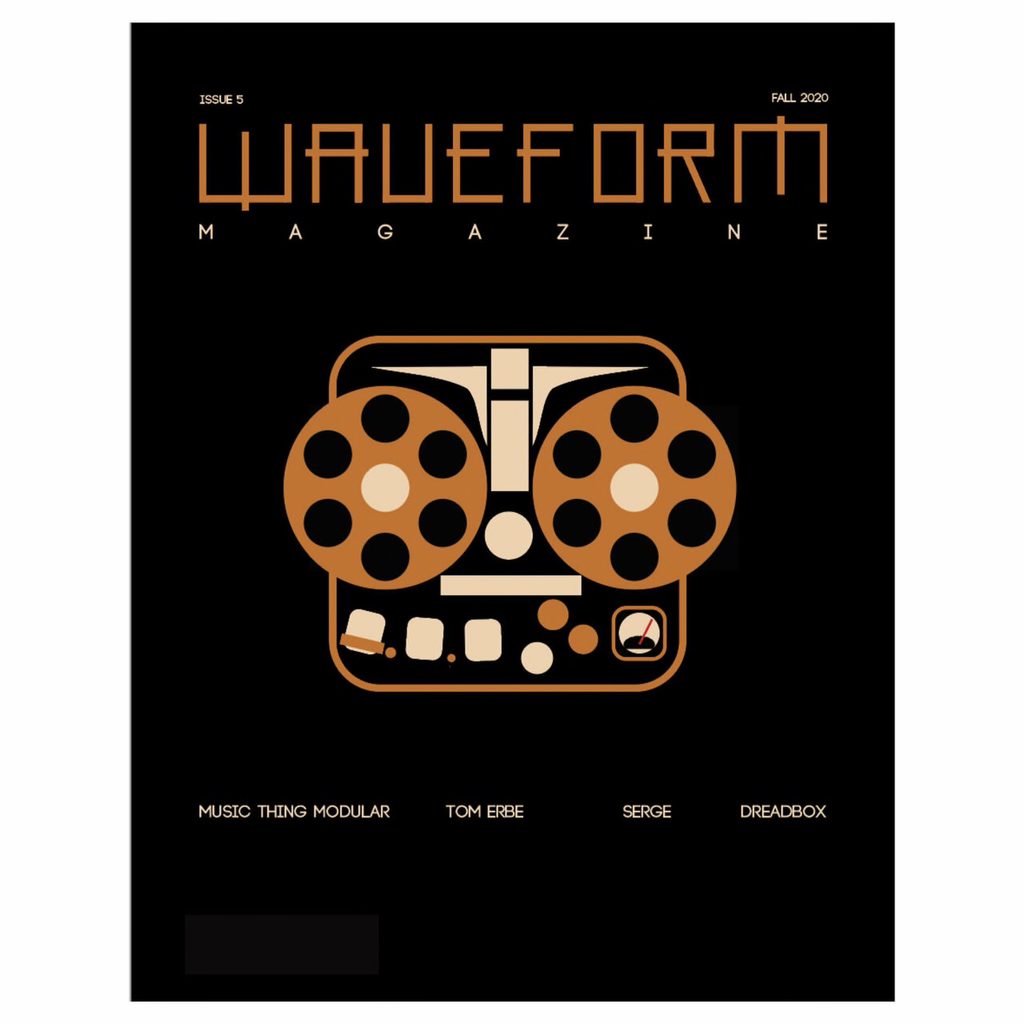 Waveform Magazine Issue 5 (Fall 2020)