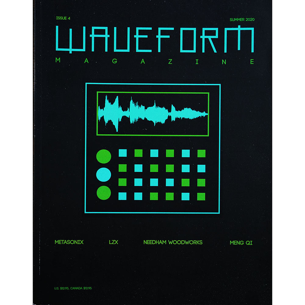 Waveform Magazine Issue 4 (Summer 2020)