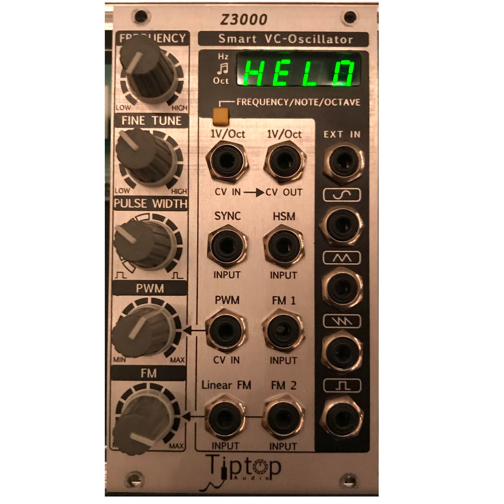 Used Tiptop Z3000 mk I Smart Oscillator
