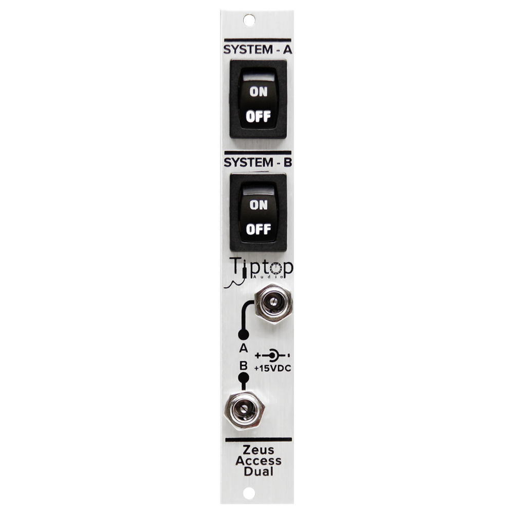 Tiptop Audio ZEUS Access Dual