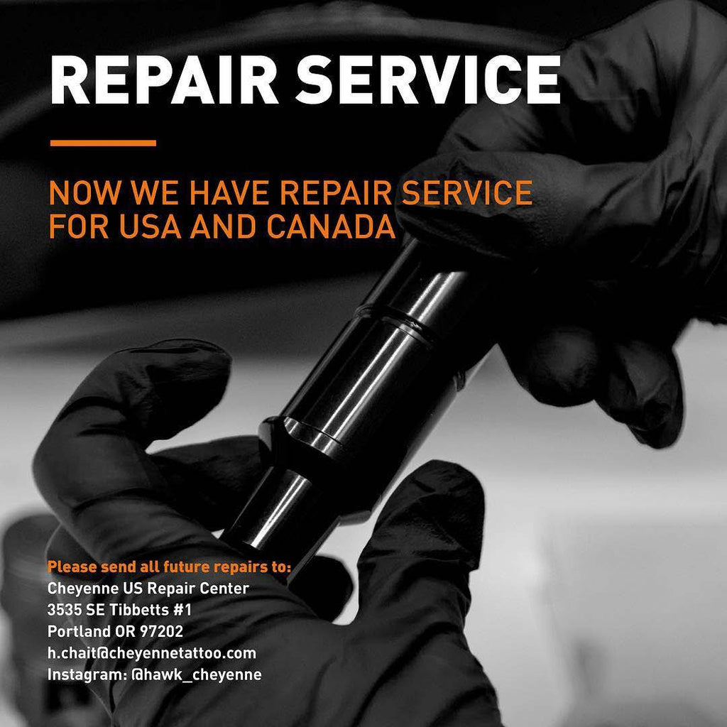 Cheyenne Repair Service - USA and Canada