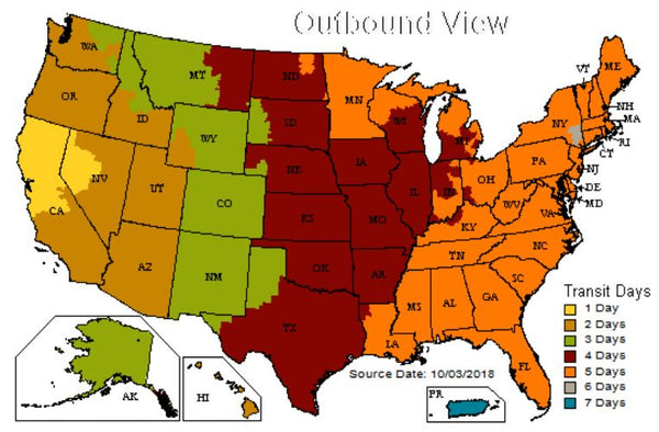 UPS GROUND Shipping Zone Map – RelyAid Tattoo Supply on us zip code map, west orange nj zoning map, simple zoning map, state map, nassau county town zip code map, us cable map, davis county utah zip code map, primal map, delaware agricultural map, yamhill county oregon zoning map, city map, evanston il zoning map, los angeles california fire map, outer cape map, nave map, illea map, mt. lebanon map, weather lansing mi map, area map, sask hunting map,