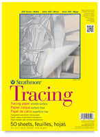 Strathmore 300 Series Tracing Paper, Made in the USA, CHOOSE SIZE