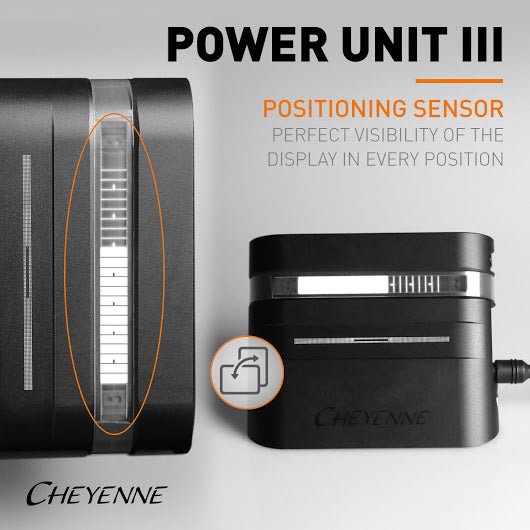 NEWEST Cheyenne Power Unit IV