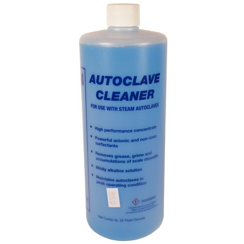Autoclave Cleaner by EPR Industries, 32oz bottle