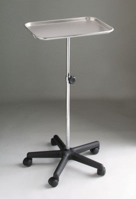 Mayo Mobile Base Instrument Stand, CHOOSE OPTIONS