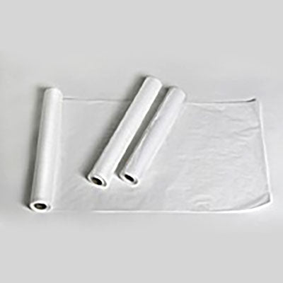 "Exam Sheet Table Roll, Std Smooth 21"" x 225"" CHOOSE Single Roll or 12 Rolls/CASE"