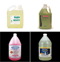 1 Gallon ANTIMICROBIAL SOAPS - Choose From Various Brands (PLEASE LIMIT 2 PER CUSTOMER)