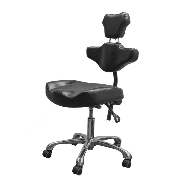 Hydraulic Artist Chair With Curve Backrest