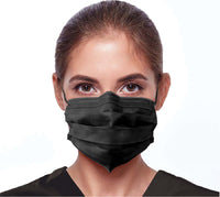 ***(OUT OF STOCK)  BLAKCAT Face Mask (SAME AS PICTURE EXCEPT LEVEL 1), 50 per box (color black)***