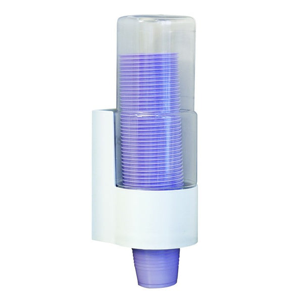 5oz Cup Dispenser by Crosstex, Made in the USA