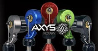 Axys Direct Drive Rotary Machine. Comes with 3.2mm, 3.7mm and 4.3mm cams. CHOOSE COLOR.