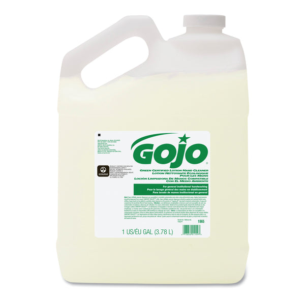 GOJO Green Certified Lotion Hand Cleaner SOAP, 1 Gallon