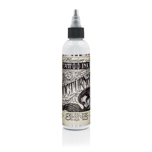 Nocturnal Tattoo Ink - Shine White