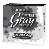 Eternal Ink - Neutral Opaque Gray 20/40/60/80 CHOOSE BOTTLE SIZE