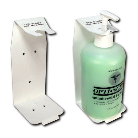 Opti-Scrub Metal Wall Bracket for 18oz. Pump Bottle