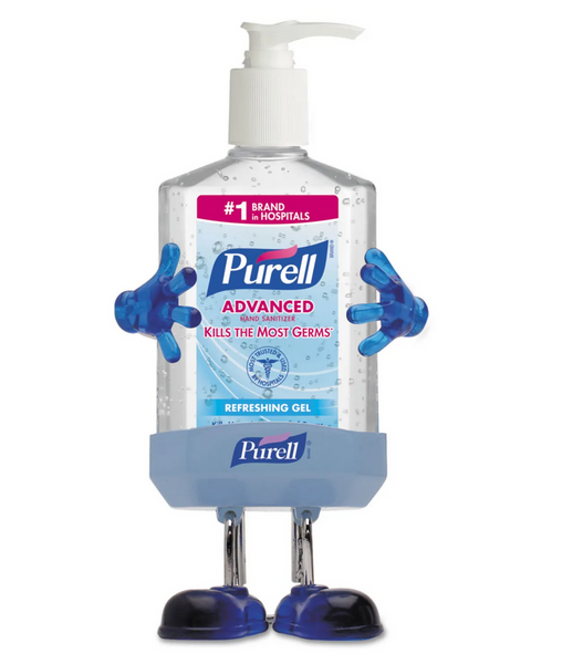 Purell Advanced Hand Sanitizer Gel 8 fl. oz. SPECIAL DESKTOP KIT or Refill ***LIMIT 3 PER CUSTOMER***
