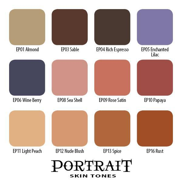 Eternal Ink - Portrait Skin Tones Signature Series CHOOSE COLOR & BOTTLE SIZE
