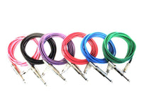 Talon RCA Clip Cord Made is the USA. CHOOSE COLOR.