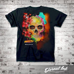 Eternal Ink Nestor Skull T-Shirt
