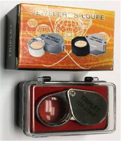 Jeweler's Eye Loupe - 30X for Inspecting Needles