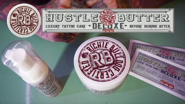 Hustle Butter Products