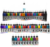 Solid Ink - Solid Ink 60 Colors Mega Set | Available in 1oz or 2oz