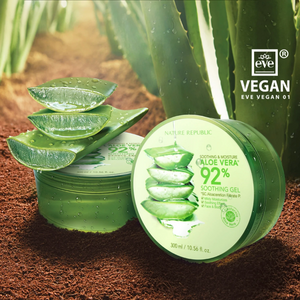 [NATURE REPUBLIC] Soothing & Moisture Gel #ALOE VERA