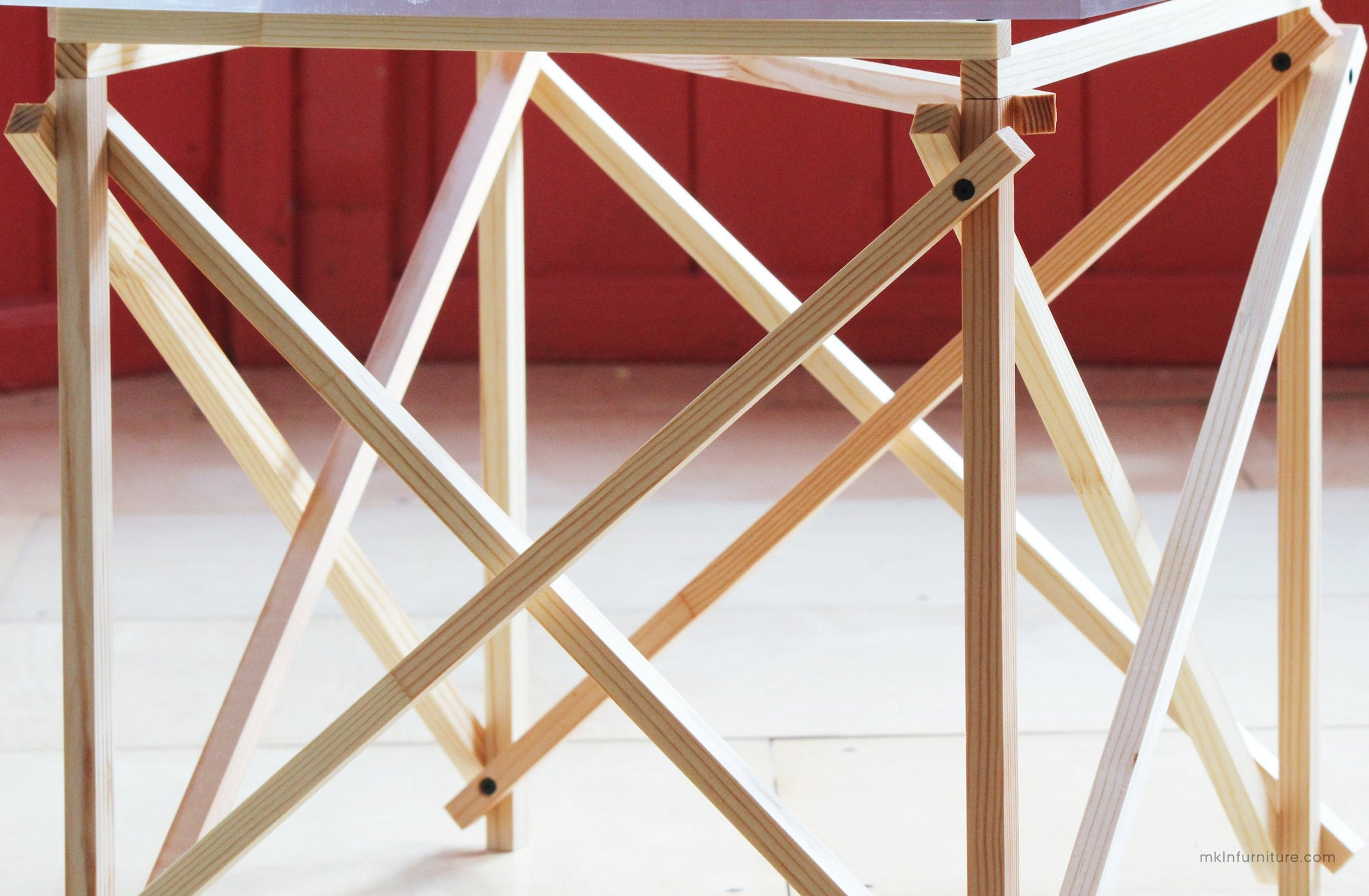 STICKS coffee table