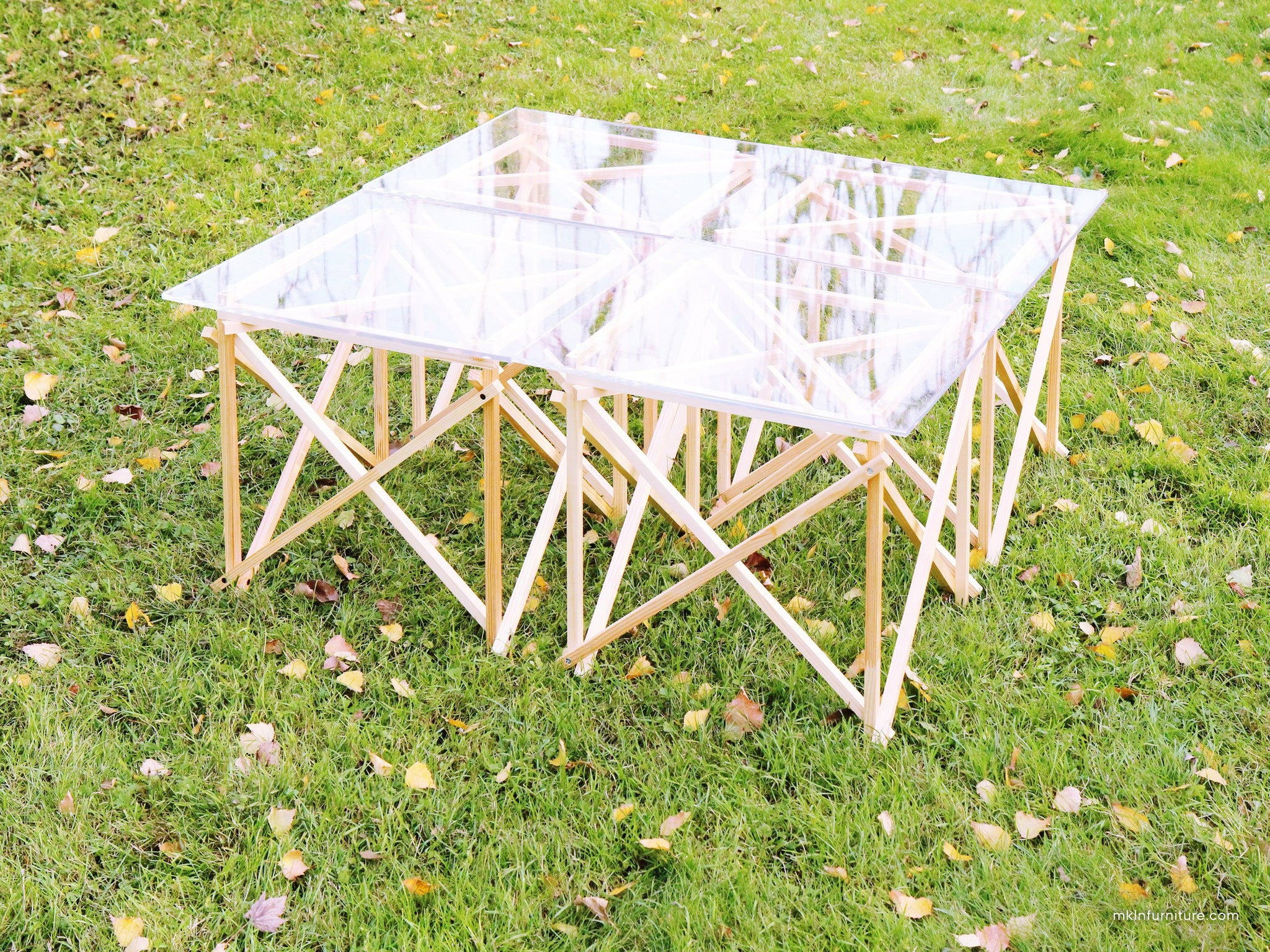 STICKS 2 coffee tables