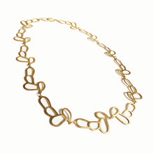 Load image into Gallery viewer, KHYRA necklace / silver 925, 18kt gold plated