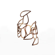 Load image into Gallery viewer, ATENEA / silver 925, 18kt rose gold plated