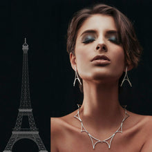 Load image into Gallery viewer, EIFFEL necklace / silver 925
